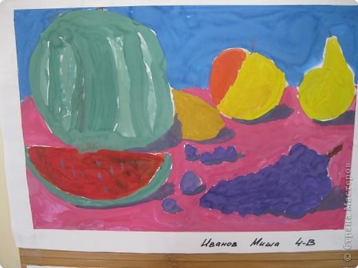 Рисовали ученики 4-го класса. фото 5