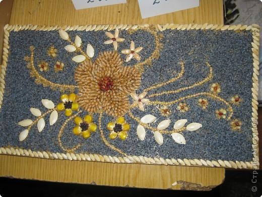 В пятницу в школе проходил конкурс поделок из природного материала среди 1-4 классов. Работы очень хорошие. Вот некоторые из них. Страус. фото 6
