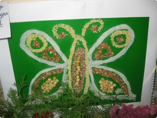 В пятницу в школе проходил конкурс поделок из природного материала среди 1-4 классов. Работы очень хорошие. Вот некоторые из них. Страус. фото 7