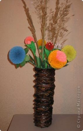 Квиллинг: Цветы цветут.... фото 1