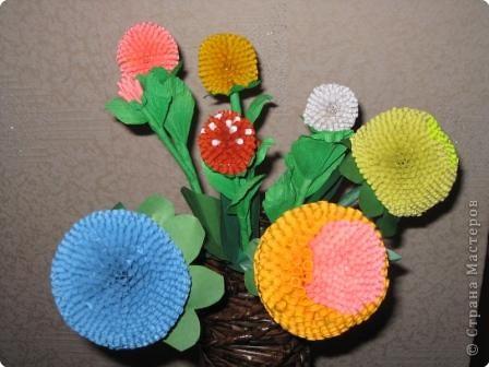 Квиллинг: Цветы цветут.... фото 2