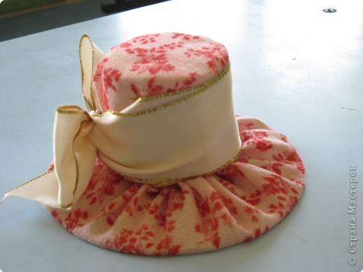Шитьё: Шляпки - игольницы. фото 1