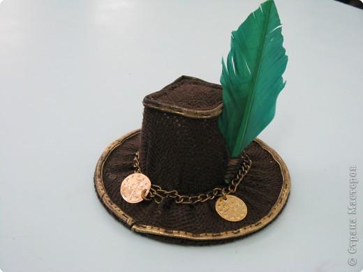 Шитьё: Шляпки - игольницы. фото 2