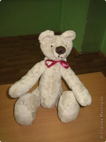 Игрушка мягкая: Медвежонок
