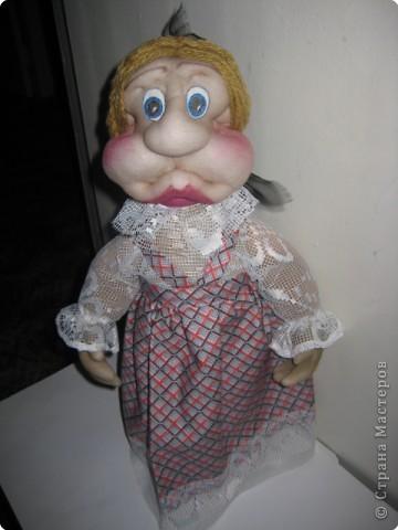 Шитьё: Кукла в подарок.... фото 2