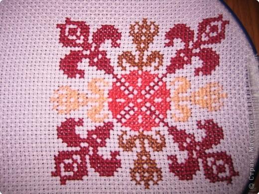 Вышивка: бискорню фото 2