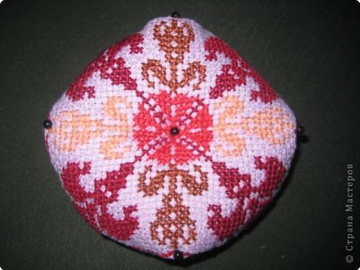 Вышивка: бискорню фото 1