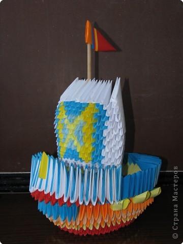 Оригами модульное: НАШЕ ОРИГАМИ фото 5