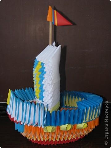 Оригами модульное: НАШЕ ОРИГАМИ фото 6