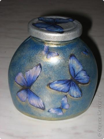 Декупаж: бабочки фото 2