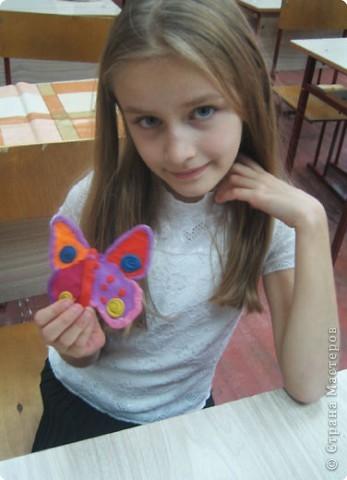 Лепка: Украшаем бабочек фото 21