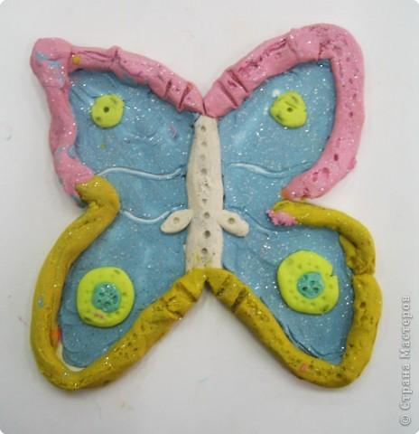 Лепка: Украшаем бабочек фото 19