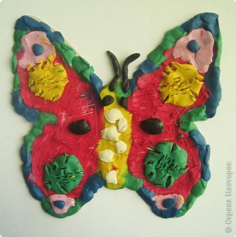 Лепка: Украшаем бабочек фото 20