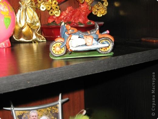 Мотоцикл фото 2