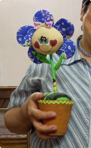 Подарочный цветочек. фото 1