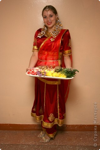 Индийский костюм фото 2
