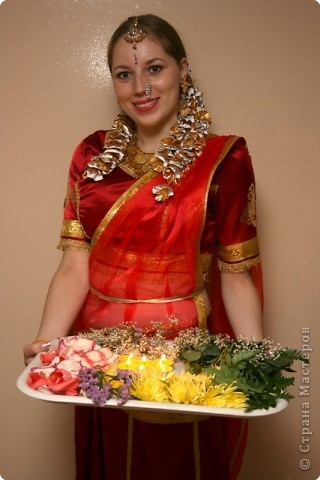 Индийский костюм фото 1