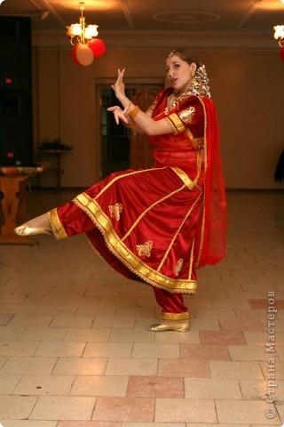 Индийский костюм фото 3