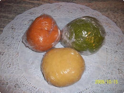 Вареники с картошкой и творогом. фото 2