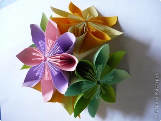 Кусудама: Цветочная радость фото 2