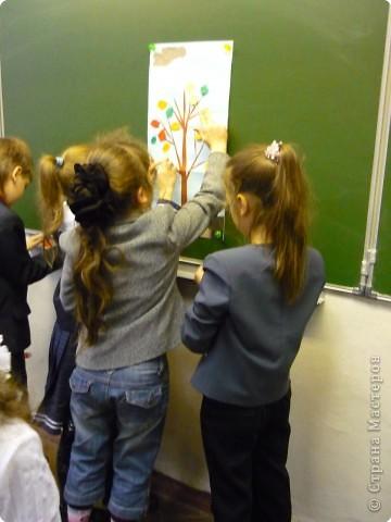 Оригами с детьми 1-го класса фото 6