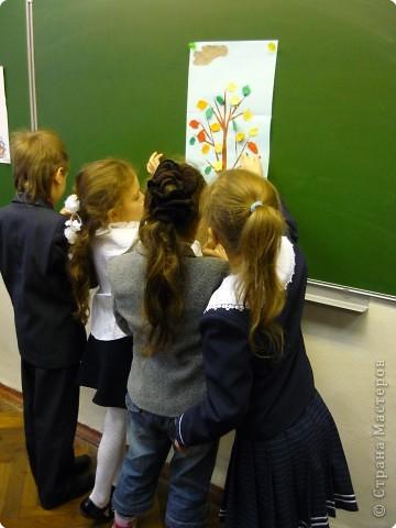 Оригами с детьми 1-го класса фото 7
