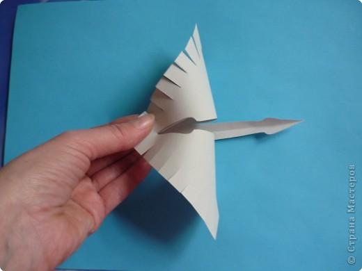 Как сделать гусь из бумаги своими руками