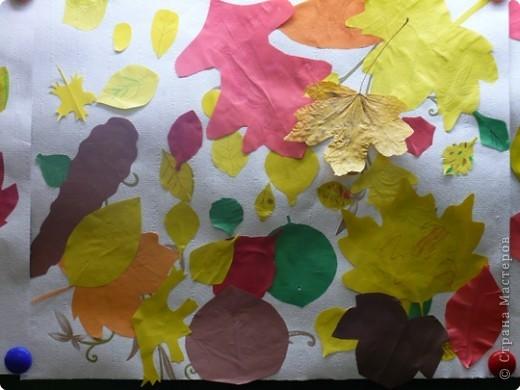 Осенний ковер фото 2