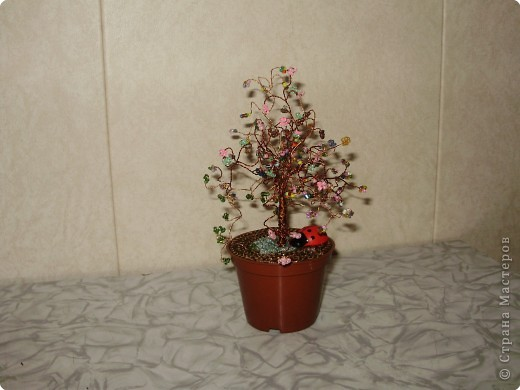Кудрявое деревце. Ученица 3 класса. фото 1