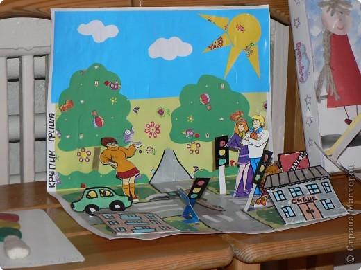 """Выставка """"Безопасная улица"""" фото 3"""