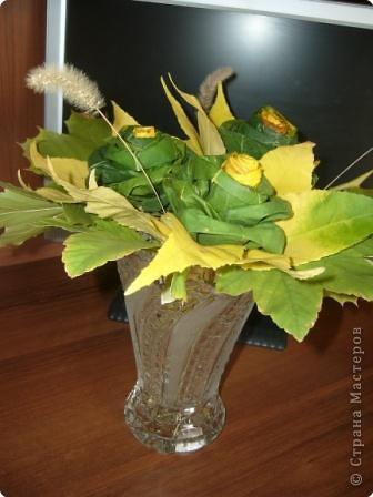 Осенний букет. фото 3
