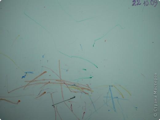 Восковые карандаши фото 1