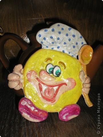 Клоун с картинки из книги. фото 5