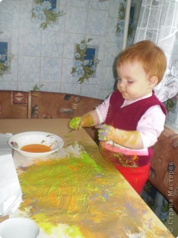 Алёна юный художник,опыт рисования уже 10 месяцев фото 1