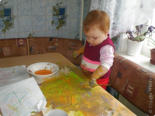 Алёна юный художник,опыт рисования уже 10 месяцев фото 2