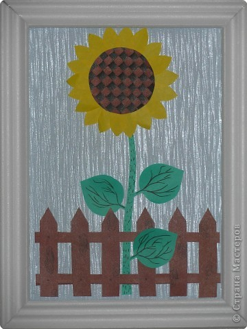 Плетение: Подсолнух