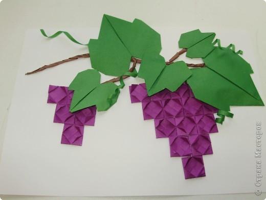 Мозаика: Виноград