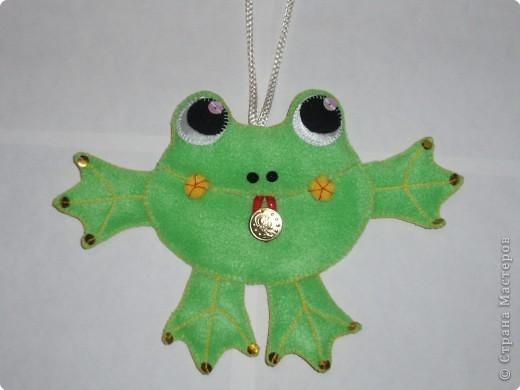 Лягушка-Кошелек фото 1