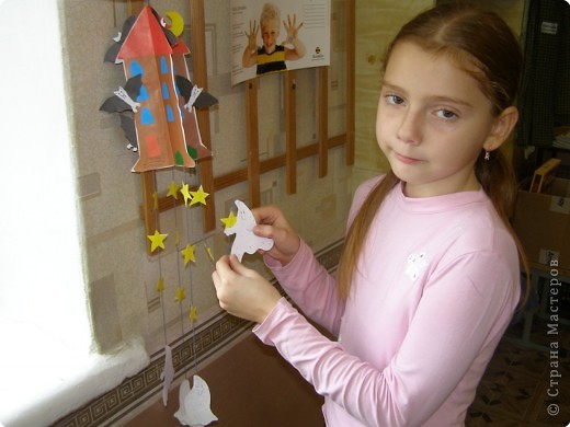 Моделирование: игрушки мобиле фото 1