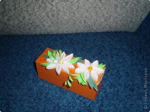Квиллинг: Коробочки для всякой всячины фото 4