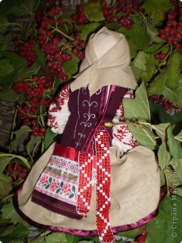 Кукла сшивная