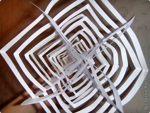 Эти елочки получаются в результате склеивания одинаковых деталей. фото 11