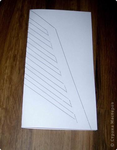 Эти елочки получаются в результате склеивания одинаковых деталей. фото 8
