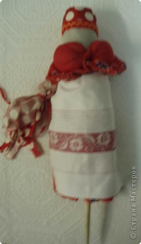 Кукла для свадебного пирога.