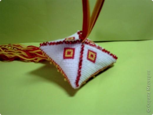 Вышивка крестом: Зигугу)) фото 1
