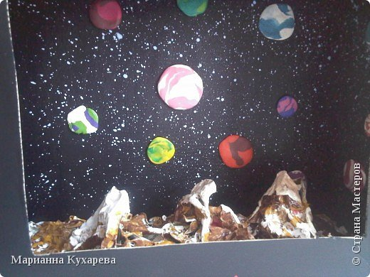 Планета в коробке фото 2