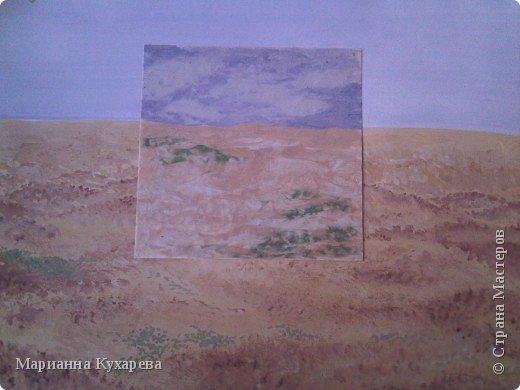 Рисование и живопись: Картина в картине.