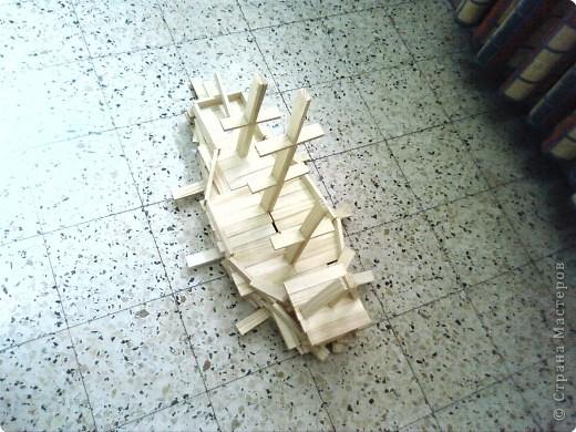Модель корабля фото 2