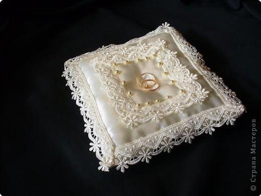 Дочери для свадебных колец. фото 1