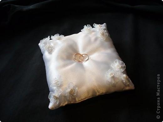 Дочери для свадебных колец. фото 2